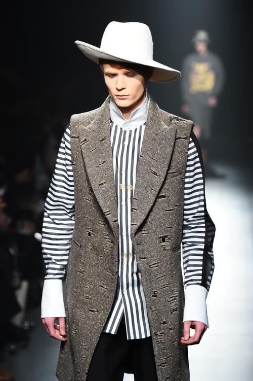 FW15 Tokyo DRESSCAMP003_Ben Bengtsson(Fashion Press)