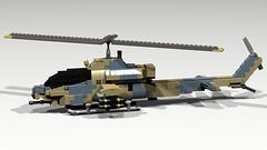 AH-1W Whiskey Cobra (Desert Storm)