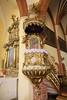 Ambona (1755) w kościele Narodzenia NMP w Piasecznie