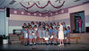 Primary School Choir conducted by Mrs Elwell, Christmas Carols at Kurri Kurri, NSW, December 1986