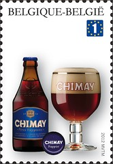 02 TRAPPISTES BELGES timbreb
