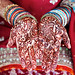 Shazia bridal mehndi full palms