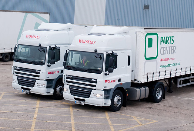 Wolseley UK is using geofencing for faster deliveries to its branches