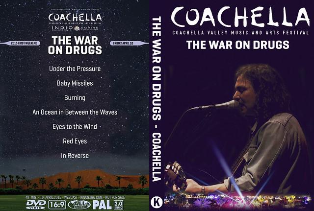 The War On Drugs - Coachella 2015