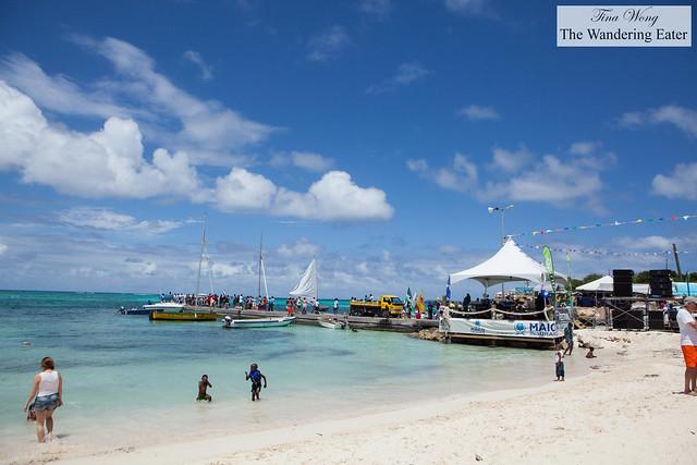 Festival del Mar at Harbour Island, Anguilla