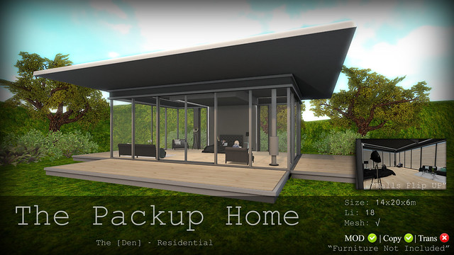 PackUP Home - The [Den.]