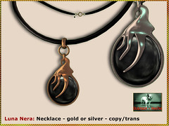 Bliensen - Luna Nera - Necklace Kopie