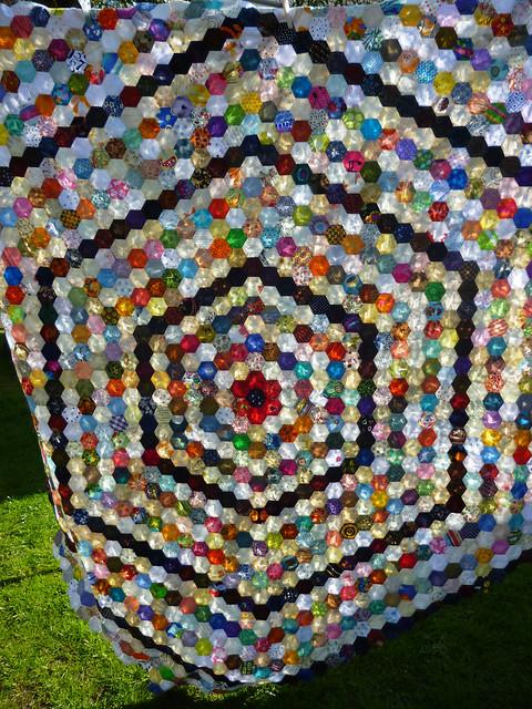 hexagons april 2015