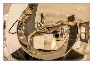 Londres - chez Harrods2 - London - fractales