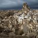 uchisar castle, cappadocia, turkey [_DSF7782] by marios savva