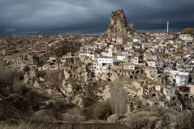 uchisar castle, cappadocia, turkey [_DSF7782]