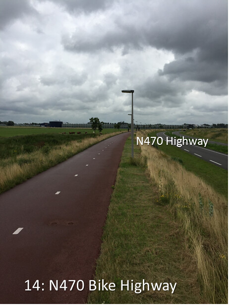 14 - N470 Bike Highway