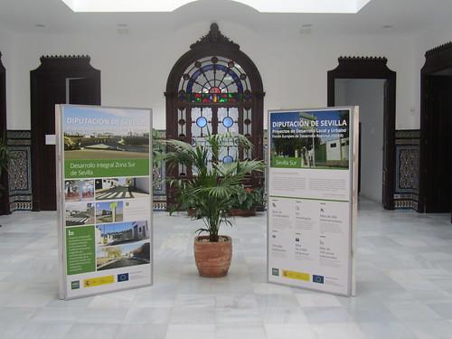 AionSur 16154690683_5cb95f9a93_d Exposición sobre el tramo final de los proyectos FEDER de Desarrollo local y Urbano Cultura