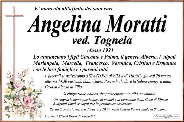 Moratti Angelina