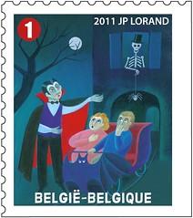 11 LA FOIRE timbrej