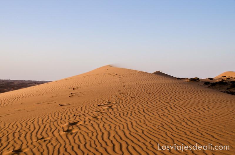 desierto de wahiba