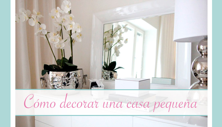 Como decorar una casa peque a youcanbe for Como decorar mi casa nueva