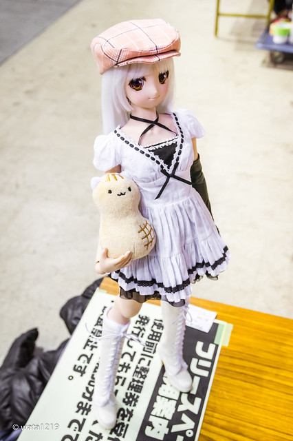 [I Doll vol.43] Mayu and Peanut Cat (4)