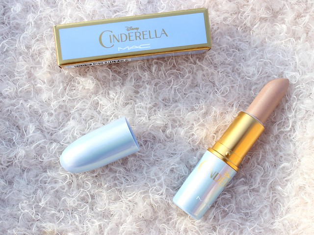 cinderella mac lipstick
