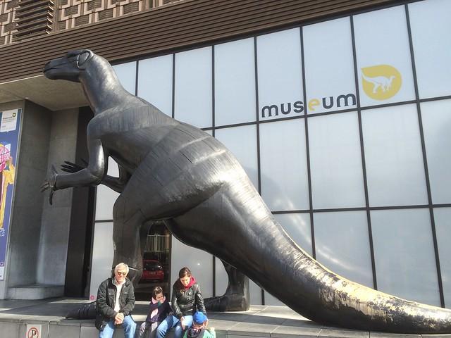 Brussels Iguanadon
