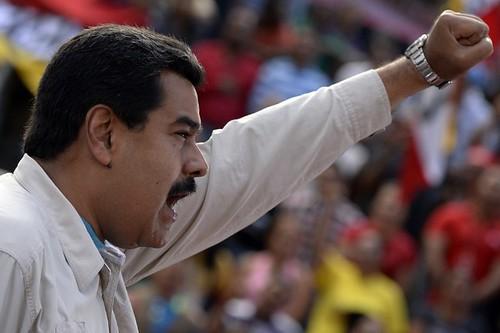 TOPSHOTS-VENEZUELA-POLITICS-MADURO
