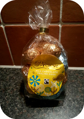 Divine Milk Chocolate Easter Egg