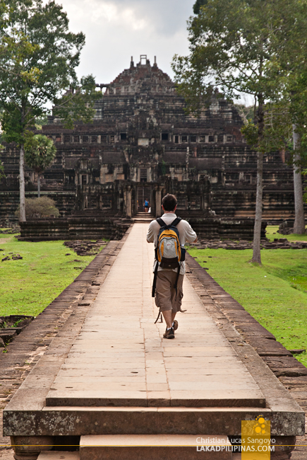 Baphuon in Angkor Thom, Siem Reap