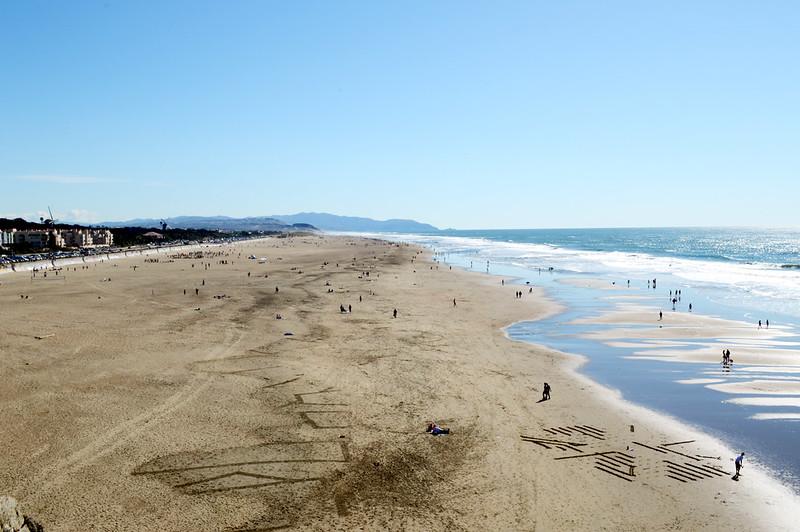 A day at Ocean Beach