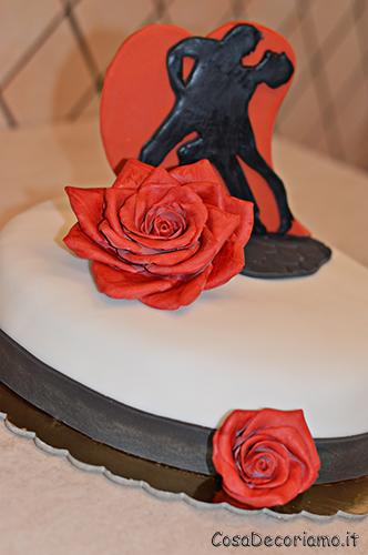 Torte - 54 - Torta Passione Ballo