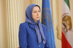 Maryam Rajavi ? National Council of Resistance of Iran session ? 14 March 2015 -8