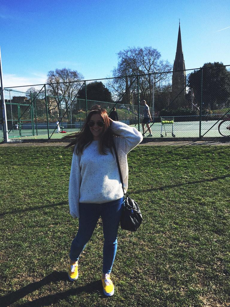 Stoke Newington Clissold Park Tennis