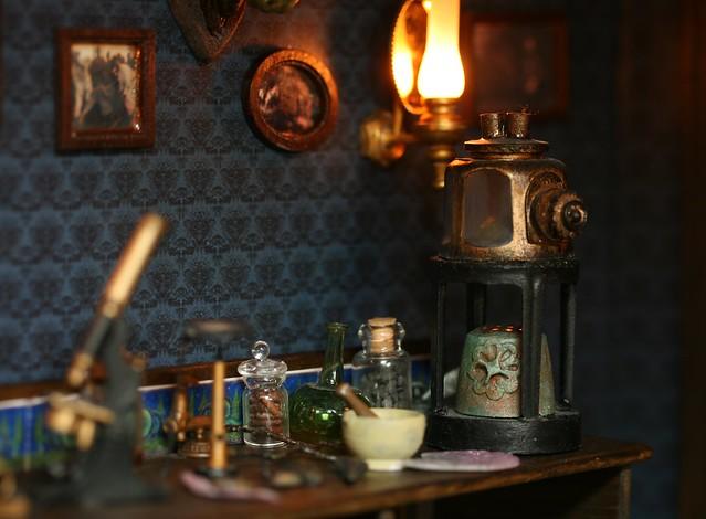 Professor Lynkhart's Cabinet of Curiosities