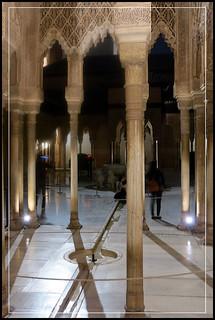 0686- NOCTURNA DE LA ALHAMBRA (Granada)
