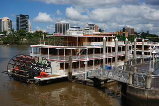 Brisbane Riverboat