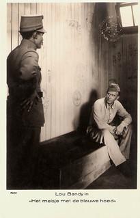 Lou Bandy in Het Meisje met de Blauwe Hoed (1934)