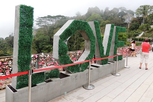 Love Locks Penang Hill Top George Town