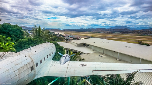 new port plane landscape guinea model view engine png airways papua melanesia moresby