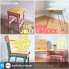 Memilih produk @balkafurniture mana yg disukai adalah sulit, karena saya suka semuanya! Let me thinking and choose:  >>>The Jolly<<<  I want The Jolly to put on my living room. I can use The Jolly as a mini coffee table or a side table even as a stool. I