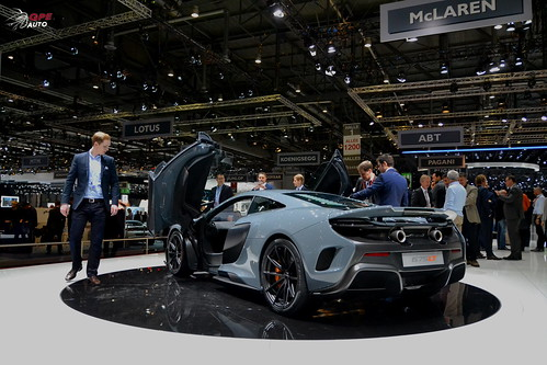 Geneva International MotorShow 2015