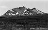 Mt. Kristínartindar in 1988 (m01bw 026 (3032) 033 vk) by Villi Kristjans