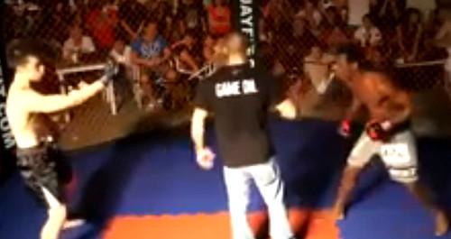 Cao thủ Vịnh Xuân thượng đài MMA và cái kết bất ngờ