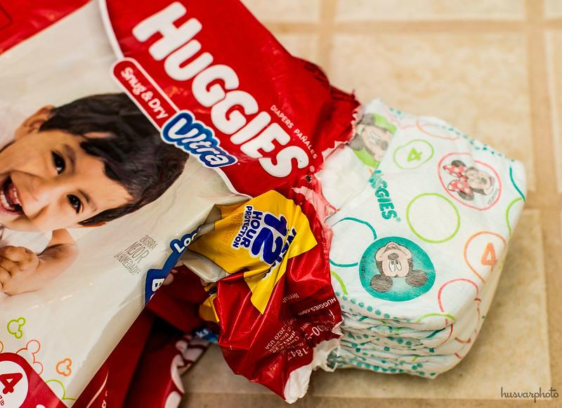 huggies ultra diapers review