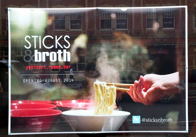 Sticks & Broth