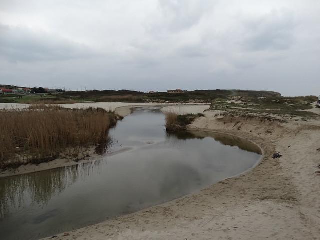 Río Arteixo en la ruta Sisalde - Costa Arteixo