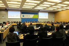 Fourth Annual Meeting of the Global Forum on Transfer Pricing at the OECD.