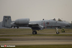 81-0956 DM - A10-0651 - USAF - Fairchild A-10C Thunderbolt II - Lakenheath, Suffolk - 150319 - Steven Gray - IMG_5471