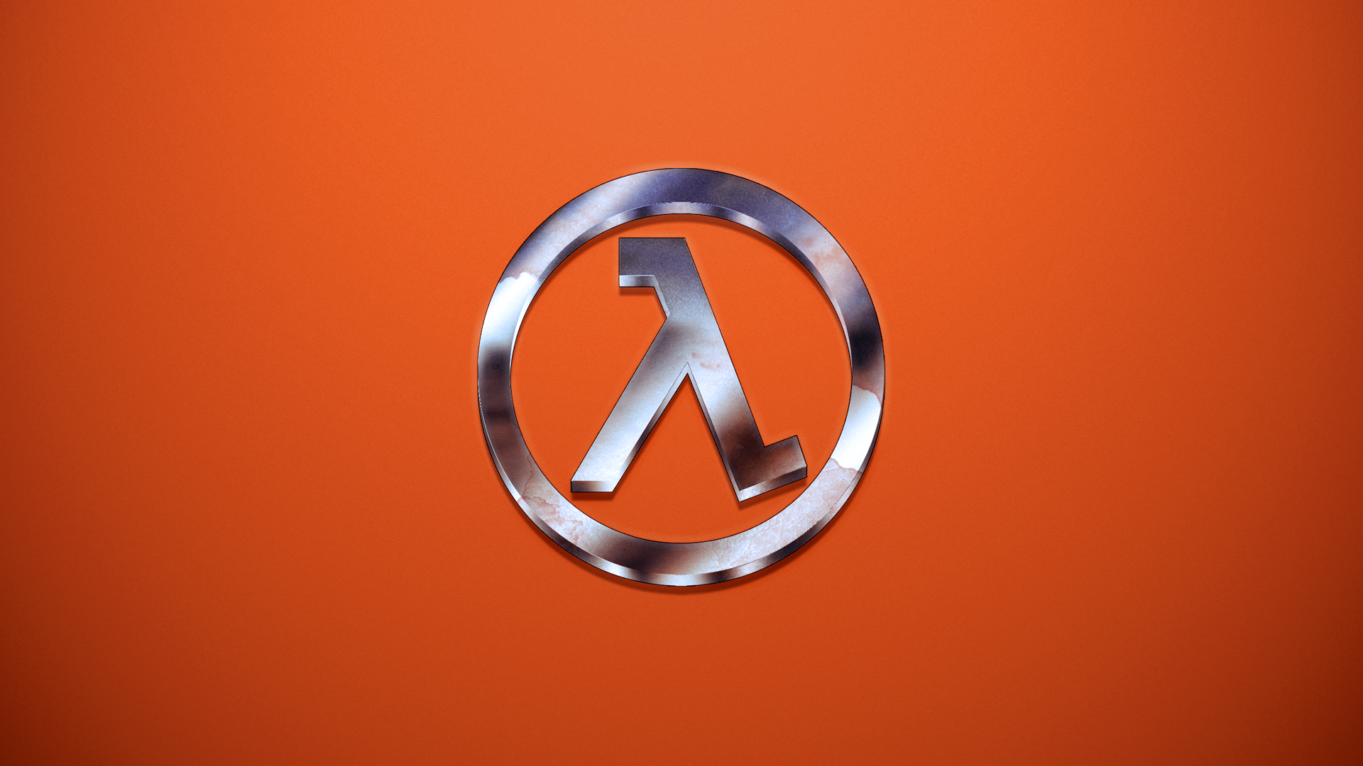 Lambda Wallpaper [1920x1080] : HalfLife