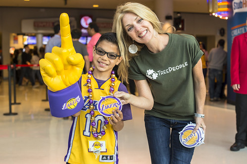 Lakers Eco Night - 3/22/15