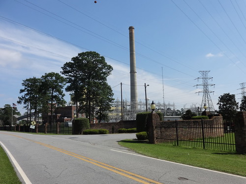 Plant Mitchell, Dougherty County