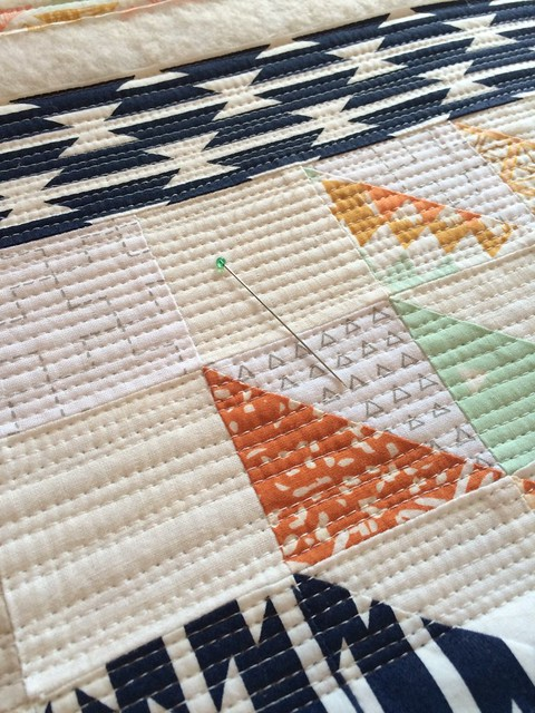 Matchstick quilting is still my favourite